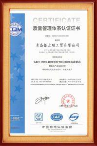 ISO 9001-2008 STANDARD